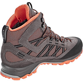 Hanwag Belorado II Mid GTX Shoes Women asphalt/orink